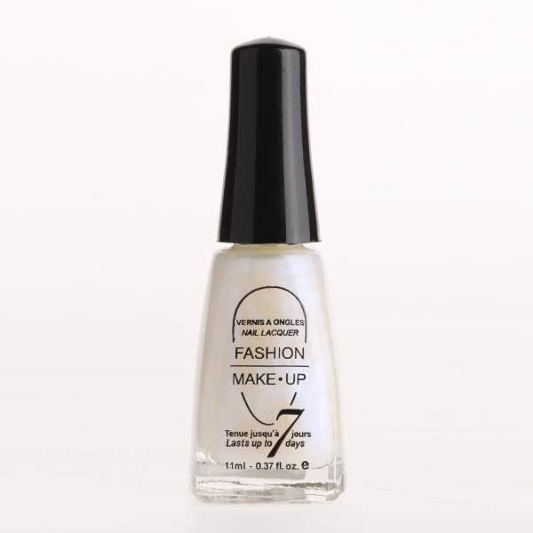 vernis ongles blanc iris bleu 11 ml achat vente vernis a ongles vernis ongles blanc. Black Bedroom Furniture Sets. Home Design Ideas