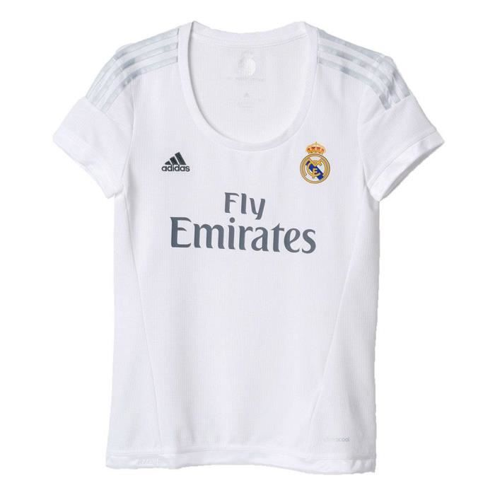 MAILLOT DE FOOTBALL Clubs Adidas Real Madrid 2015-2016 Woman