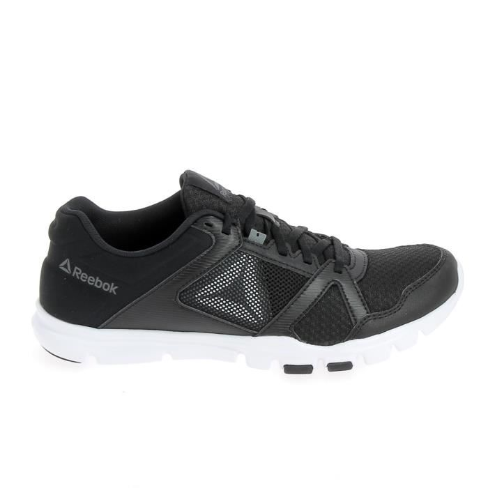 Basket mode - Sneakers REEBOK Yourflex Train 10 Noir Blanc