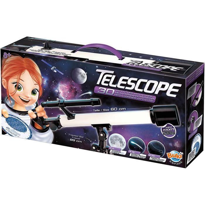 BUKI- Télescope 30 Activités