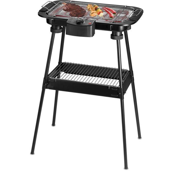 Barbecue électrique - TECHWOOD TBQ-807P