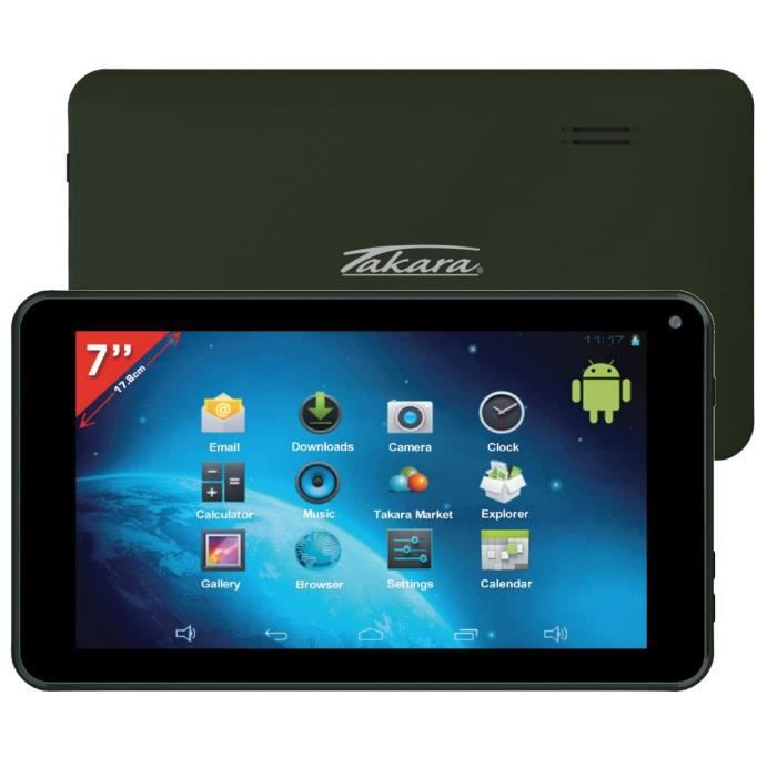Takara tablette tactile mid107b 7 hd 512mo ram - Tablette tactile 7 pouce ...