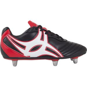 CHAUSSURES DE RUGBY GILBERT Chaussures Rugby Sidestep XV Junior RGB