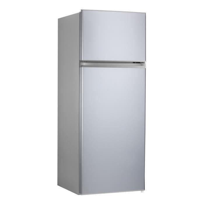 RÉFRIGÉRATEUR CLASSIQUE OCEANIC OCEAF2D207S - Réfrigérateur congélateur ha