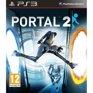 JEU PS3 PORTAL 2 / Jeu console PS3