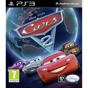 JEU PS3 Cars 2 Jeu PS3