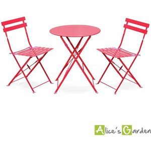 Table bistrot jardin achat vente table bistrot jardin - Petite table bistrot pas cher ...