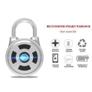 SERRURE - BARILLET Mini Digital électronique Mot de passe Bluetooth A