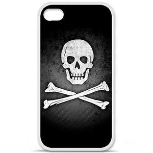 COQUE - BUMPER Etui housse coque iphone 4 - 4S Apple Tpu Gel anti