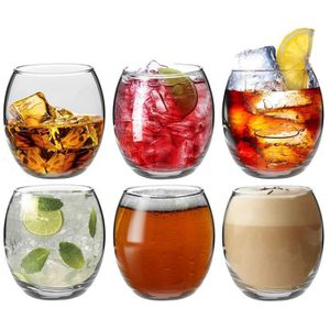 Assortiment de verres Argon Tableware - Verres eau / Whisky / Jus - coff