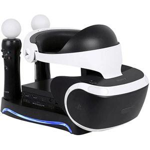MANETTE JEUX VIDÉO 4 en 1 PS4 PS Move VR support de stockage support