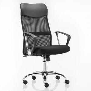 CHAISE DE BUREAU MCTECH Chaise de bureau sur roulettes , Fauteuil d