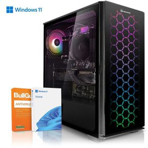 UNITÉ CENTRALE  Megaport PC Gamer Defender Intel Core i5-9500F 6x