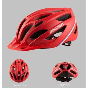 CASQUE DE VÉLO 220g Casque de cyclisme Éclairé ultra-léger casque