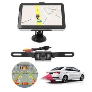 GPS AUTO 7 pouces 24G de camion de voiture de navigation GP