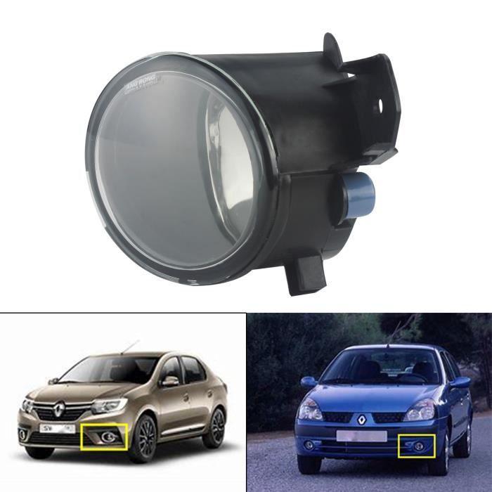 AR Gauche Phare Avant AntiBrouillard sans ampoule Pour Renault Clio II III Espace Koelos Master Modus Vel Satis Nissan NV400 Movano
