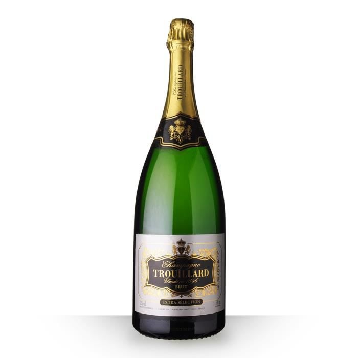 Magnum Trouillard Extra Sélection Brut - 150cl - Champagne