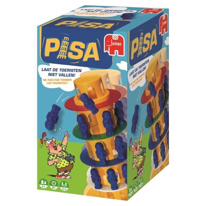 DISET - Pisa - Jeu de Société