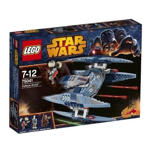 LEGO STAR WARS - 75041 - JEU DE CONSTRUCTION - …