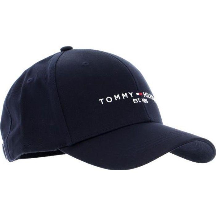 TOMMY HILFIGER TH Established Cap [122170] - cap casquette