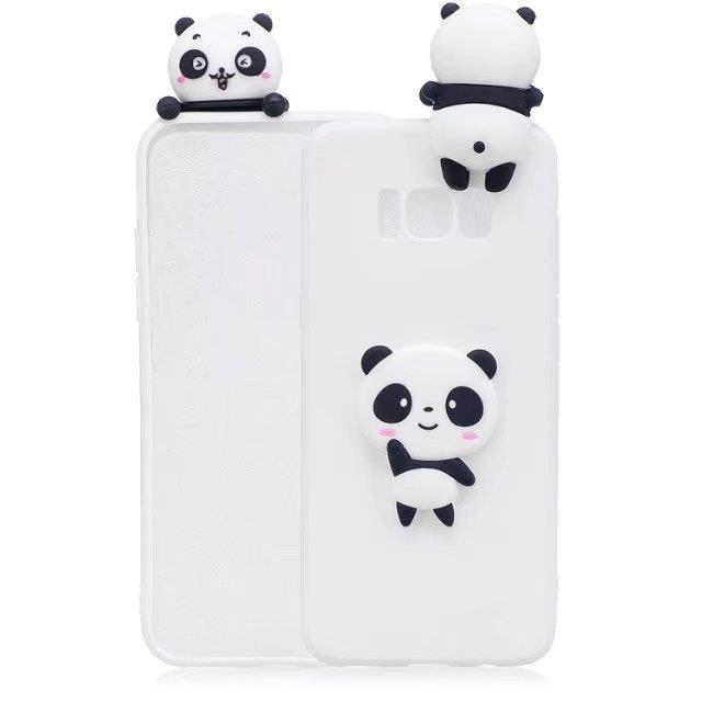 coque iphone 5 panda ours blanc a la mode dessin a