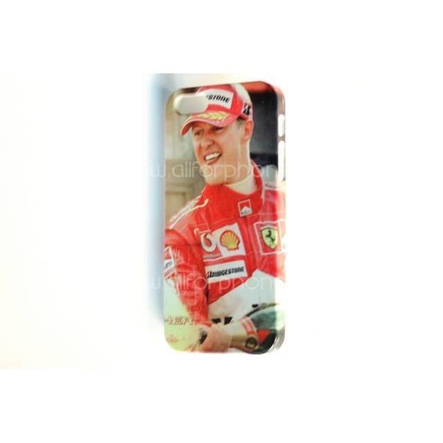 Coque iPhone 5 & 5S - Michael Schumacher - Cdiscount Téléphonie