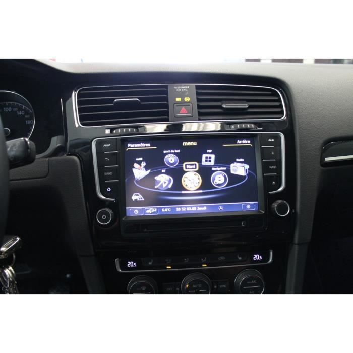 autoradio gps volkswagen golf 7 achat vente autoradio autoradio gps volkswagen g cdiscount. Black Bedroom Furniture Sets. Home Design Ideas