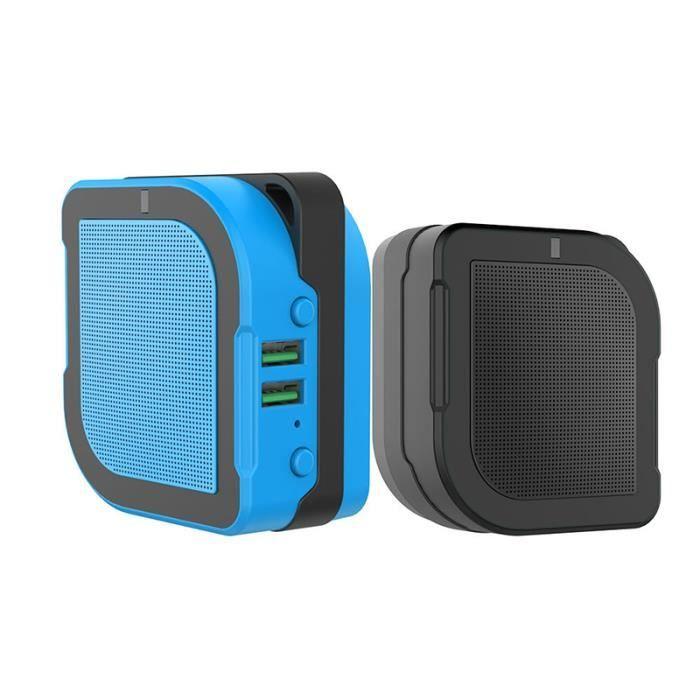 ENCEINTE NOMADE Nouveau Bluetooth Haut-parleur extérieur 3000 mAh
