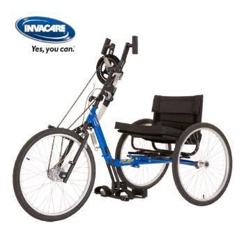 invacare excelerator stock xcl tricycle adulte. Black Bedroom Furniture Sets. Home Design Ideas