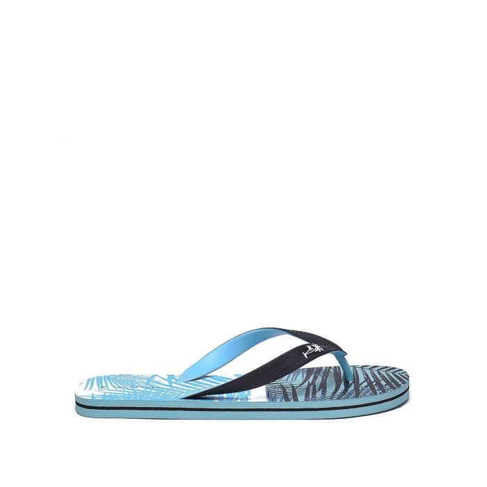 Top Secret Tongs bleu Homme mOWvaGdsH6