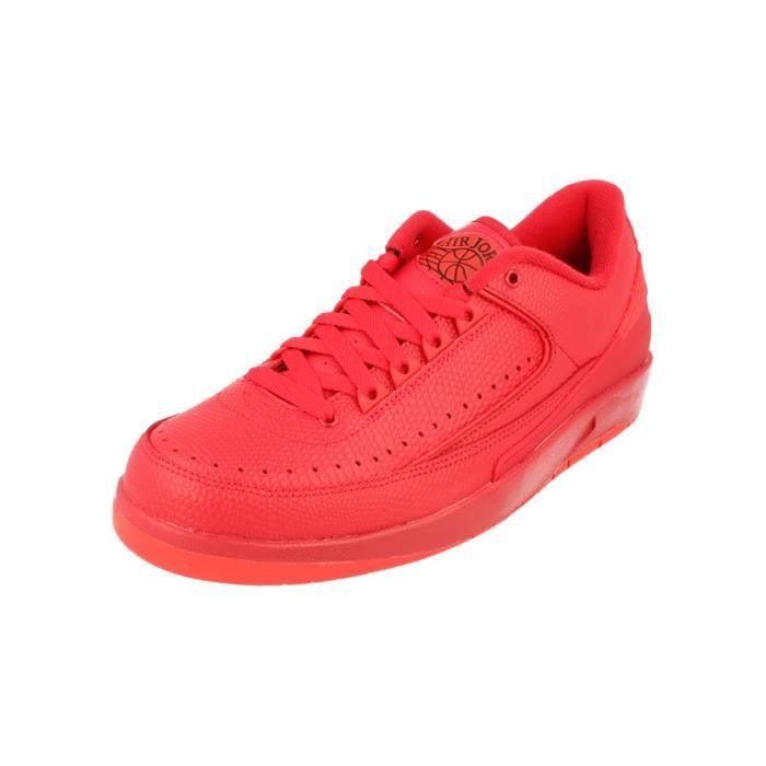 Nike Air Jordan 2 Retro Low Hommes Basketball Trainers 832819 Sneakers Chaussures 606 cvxm8AxzVN