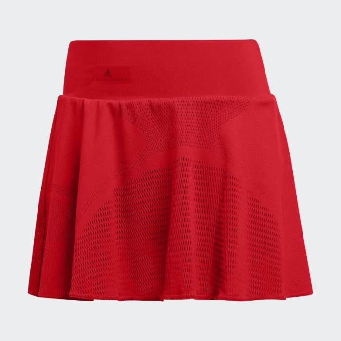 Jupe ADIDAS Femme avec shorty Stella McCartney ASMC Q3 Core Red Rouge AH 2018