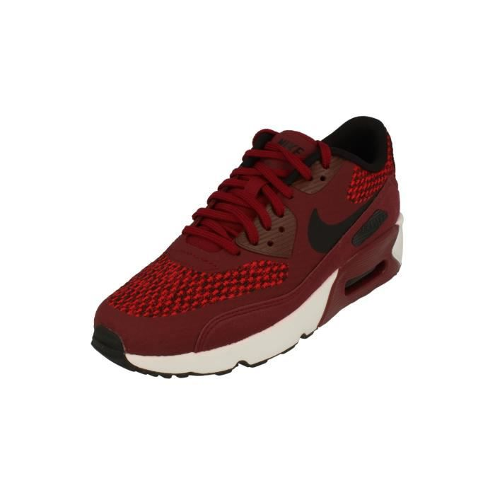 sports shoes 19d24 77bba Nike Air Max 90 Ultra 2.0 Se GS Junior Running Trainers 917988 Sneakers  Chaussures 600