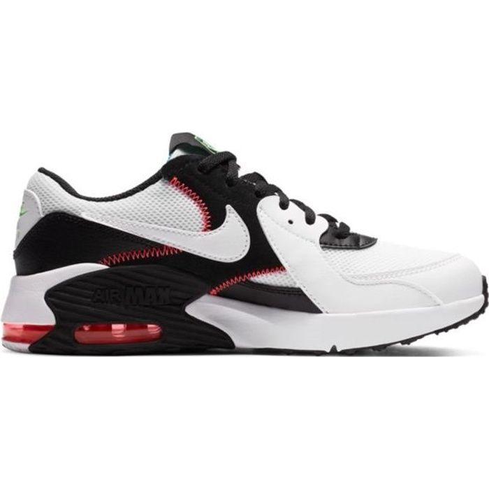 Chaussure Nike Air Max Excee (Gs) CD6894-106 Blanc - Cdiscount ...