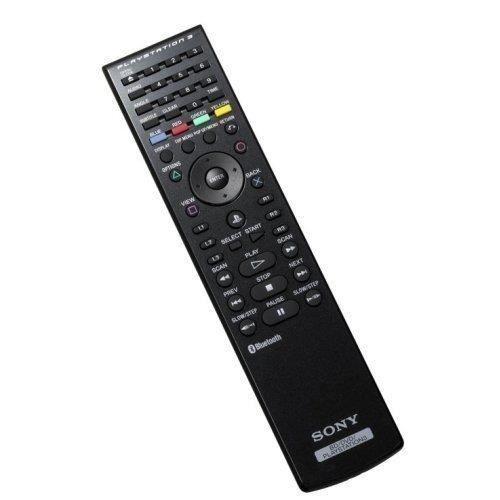 JEU PS3 Télécommande blu-ray noire PS3 [PlayStation 3].