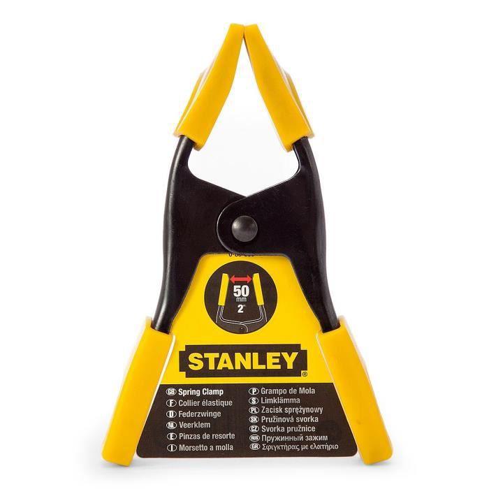 Stanley 9-83-080 Pince /à ressort m/étallique