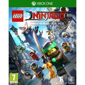 JEU XBOX ONE Lego Ninjago, Le Film : Le Jeu Video sur Xbox One