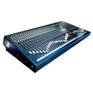 TABLE DE MIXAGE SOUNDCRAFT Table de mixage analogique  LX7 II