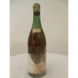 VIN BLANC bonnezeaux château de fesles liquoreux 1955 - loir