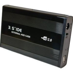 BOITIER POUR COMPOSANT Boitier USB en aluminium pour disque dur externe 3