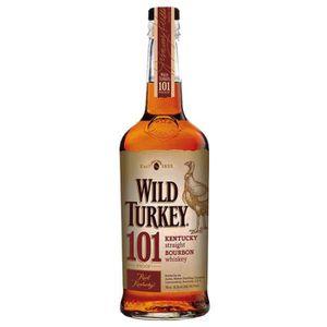 WHISKY BOURBON SCOTCH Wild Turkey 101 1L
