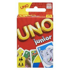 CARTES DE JEU Uno Junior Jeu de Société Jeu de Carte Pour Enfant