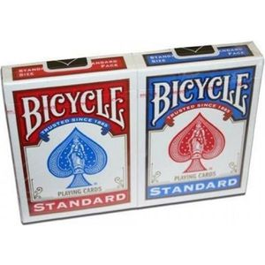 CARTES DE JEU 2 Jeux 54 Cartes Bicycle Rider