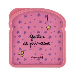 LUNCH BOX - BENTO  Boite Etui À Sandwich Pour Enfant GOÛTER DE PRINCE