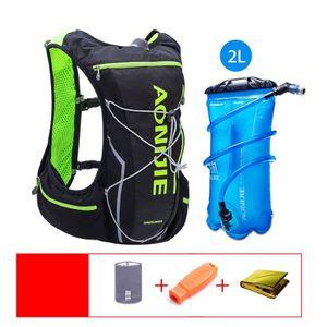 randonn/ée Poche /à eau 2/L avec syst/ème anti-fuite pour sport v/élo camping escalade