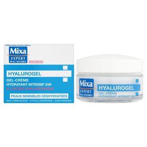 HYDRATANT VISAGE Mixa Expert Peau Sensible - Hyalurogel Gel-Crème H