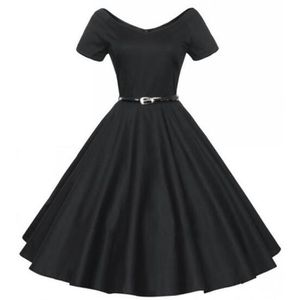 ROBE Robe de Soiree ,Vintage Rockabilly style,Retro .