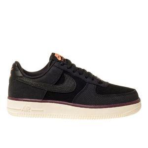 BASKET Nike chaussures femme air force 1 haut '07 en daim