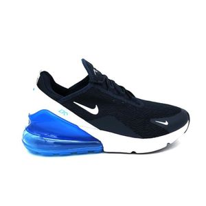 super popular 25726 0493f BASKET NIKE SNEAKERS W AIR MAX 270 BLU BIANCO CELESTE AH6