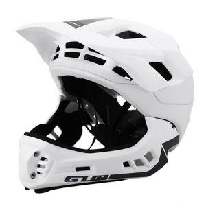 CASQUE SKI - SNOWBOARD Casque intégral détachable GUB pour le cyclisme su